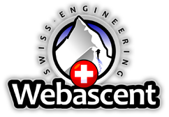 Webascent Swiss Engineered Quality Business Websites